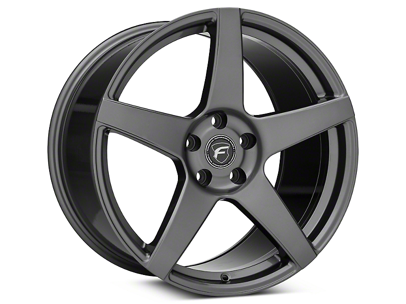 Forgestar CF5 Monoblock Gunmetal Wheel - 19x11 (05-14 All)