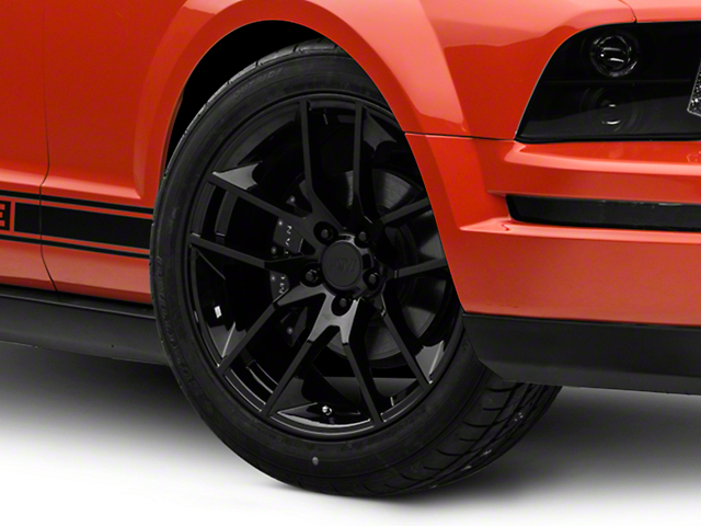 Magnetic Style Black Wheel - 19x8.5 (05-14 All)