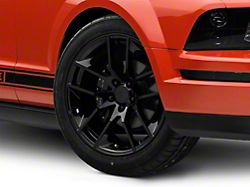 Add Magnetic Style Black Wheel - 19x8.5 (05-14 All)