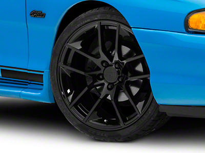 Magnetic Style Black Wheel - 19x8.5 (94-04 All)