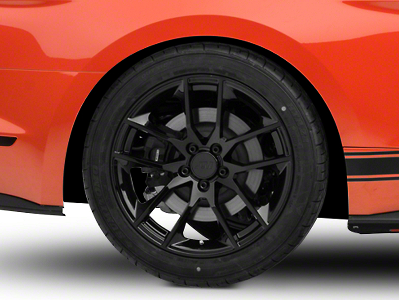 Magnetic Style Black Wheel - 19x10 - Rear Only (15-19 GT, EcoBoost, V6)