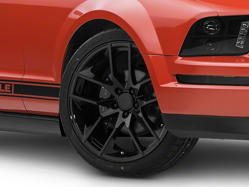 Magnetic Style Black Wheel - 20x8.5 (05-14 All)