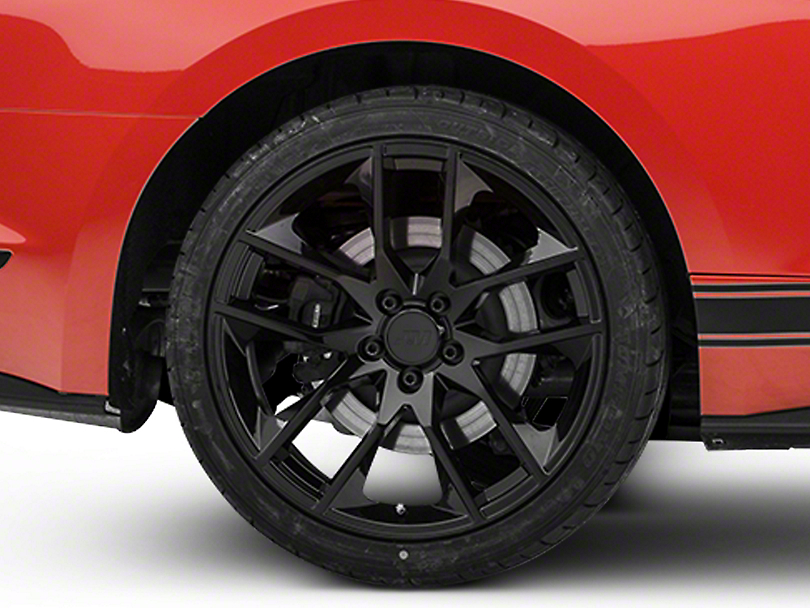 Magnetic Style Black Wheel - 20x10 (15-17 All)