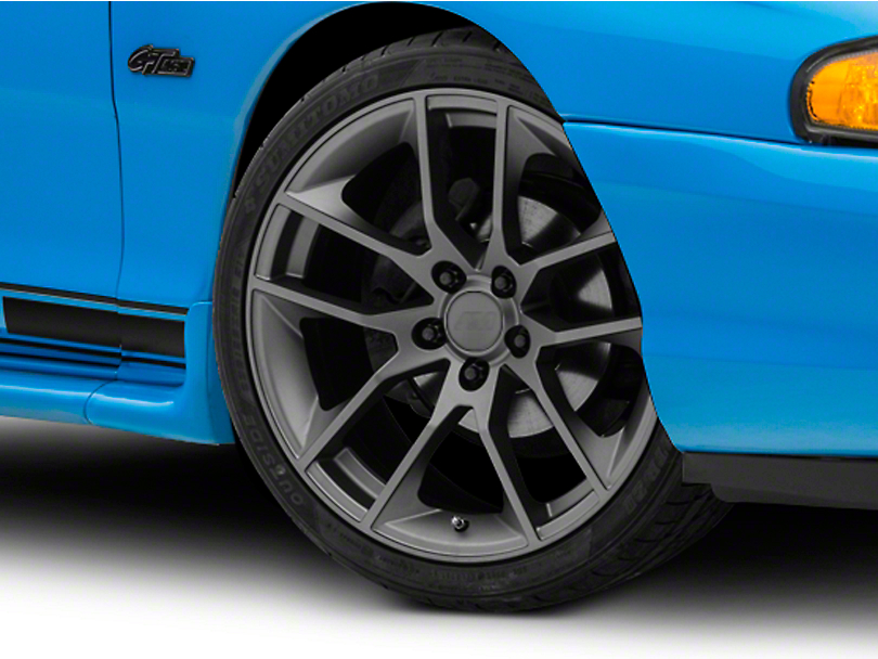 Magnetic Style Charcoal Wheel - 19x8.5 (94-04 All)