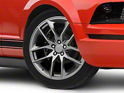 Magnetic Style Charcoal Wheel; 20x8.5 (05-09 All)