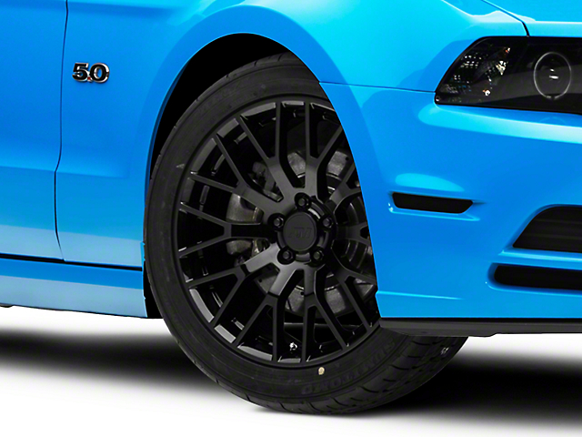 Performance Pack Style Black Wheel; 19x8.5 (10-14 All)