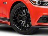 Performance Pack Style Black Wheel; 19x8.5 (15-20 GT, EcoBoost, V6)