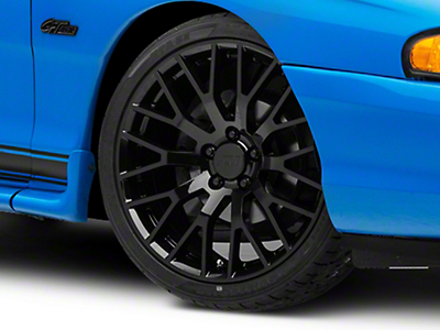Performance Pack Style Black Wheel - 19x8.5 (94-04 All)