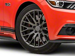 Performance Pack Style Charcoal Wheel; 19x8.5 (15-21 GT, EcoBoost, V6)