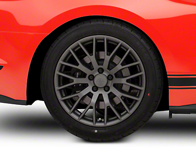 Performance Pack Style Charcoal Wheel - 19x10 (15-17 All)