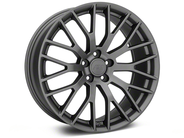 Performance Pack Style Charcoal Wheel - 20x8.5 (05-14 All)