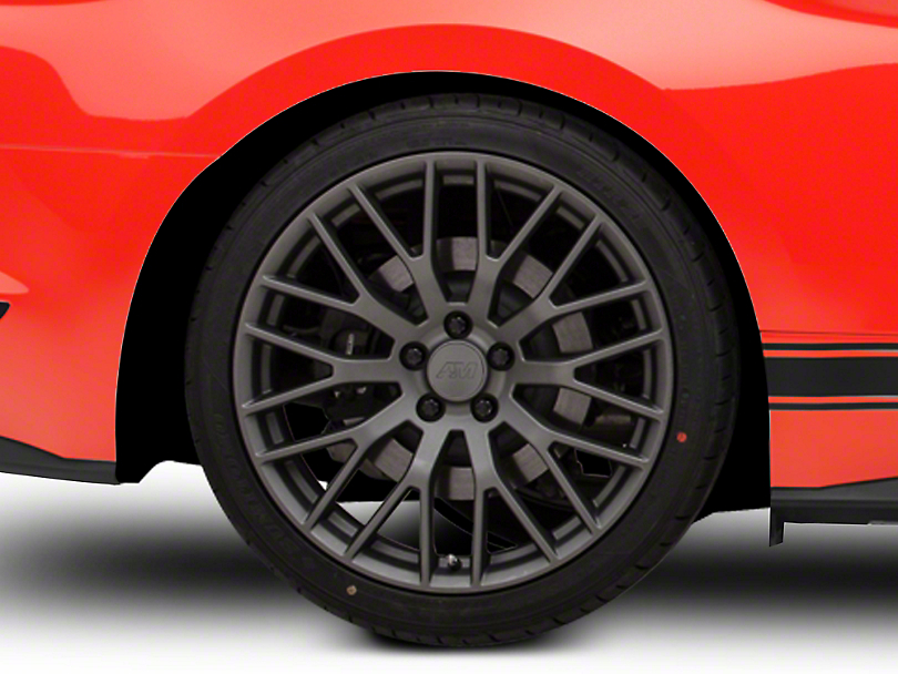 Performance Pack Style Charcoal Wheel - 20x10 (15-17 All)