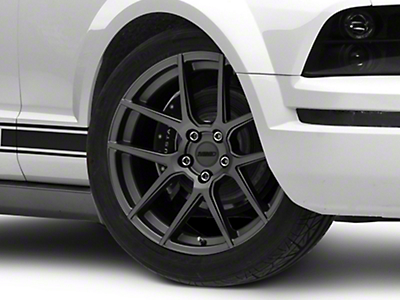 MMD Zeven Charcoal Wheel - 19x8.5 (05-14 All)