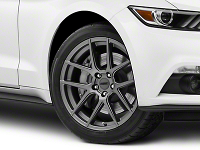 MMD Zeven Charcoal Wheel - 19x8.5 (15-18 All)