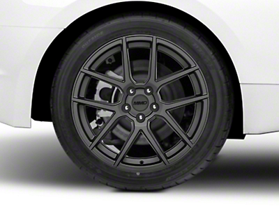 MMD Zeven Charcoal Wheel - 19x10 (15-17 All)