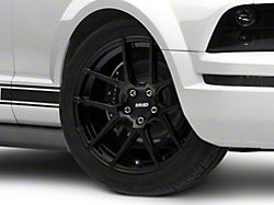 MMD Zeven Black Wheel - 19x8.5 (05-09 All)