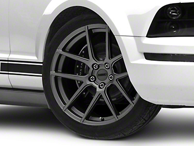 MMD Zeven Charcoal Wheel - 20x8.5 (05-14 All)