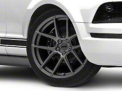 MMD Zeven Charcoal Wheel; 20x8.5 (05-09 All)