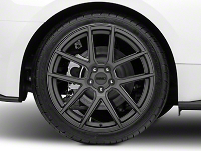 MMD Zeven Charcoal Wheel - 20x10 (15-18 All)