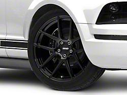 MMD Zeven Black Wheel; 20x8.5 (05-09 All)