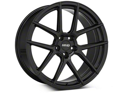 mmd mustang zeven black wheel 20x10 101922g05 05 14 all 2005 F150 with Stock 2011 Rims
