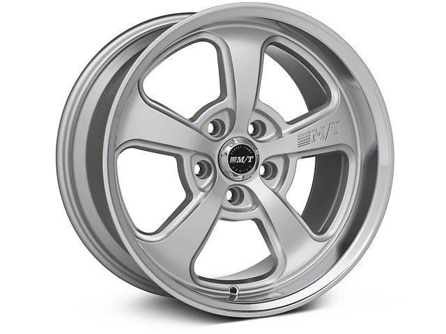 Mickey Thompson SC-5 Silver Wheel - 17x9 (94-04 All)