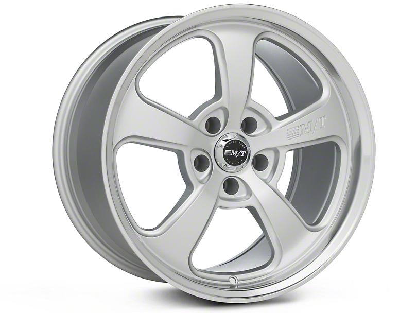 Mickey Thompson SC-5 Silver Wheel - 18x10.5 (94-04 All)