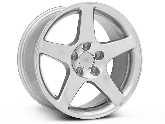 2003 Cobra Style Polished Wheel - 17x9 (94-04 All)