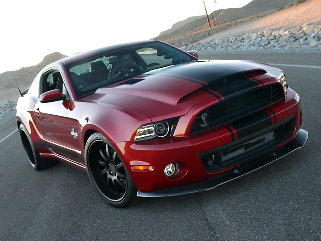 Shelby Mustang Widebody Kit 102015 C 05 09 All Free
