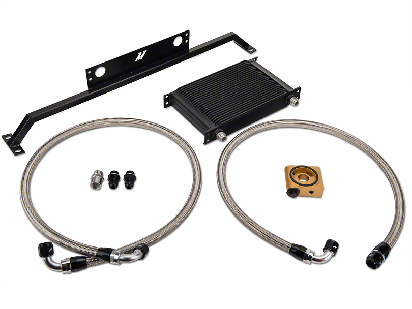 Mishimoto Direct Fit Oil Cooler - Black (11-14 GT)