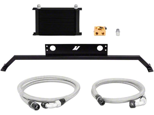 Mishimoto Direct Fit Oil Cooler; Black (11-14 GT)