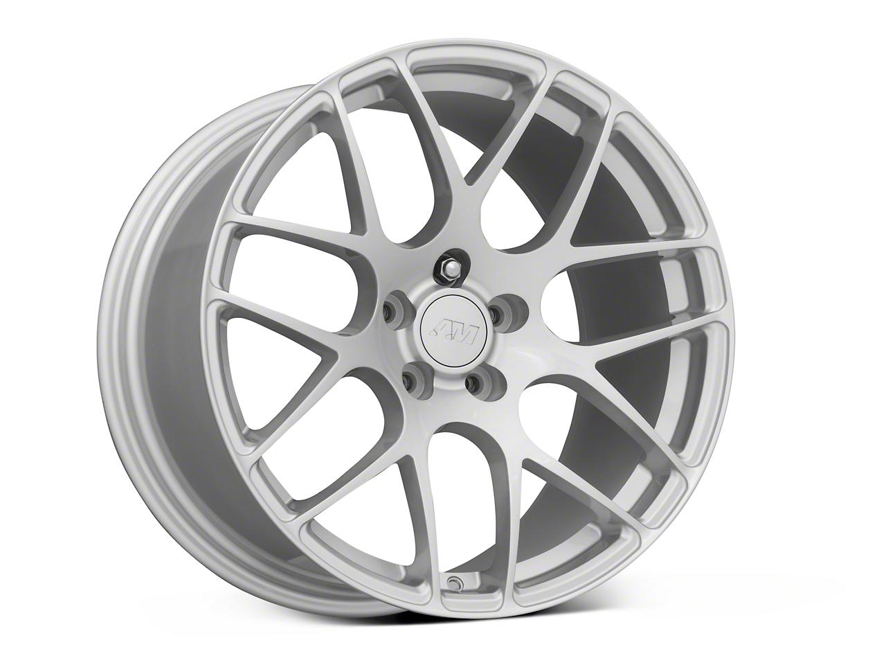 AMR Silver Wheel - 19x11 (05-14 All)