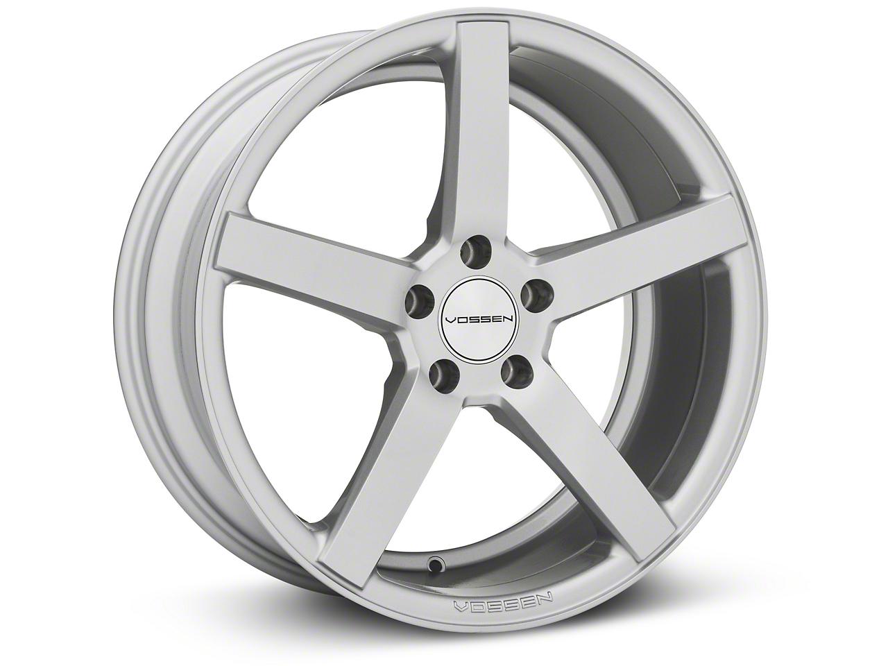 Vossen CV3-R Metallic Silver Wheel - 19x8.5 (05-14 Standard GT, V6)
