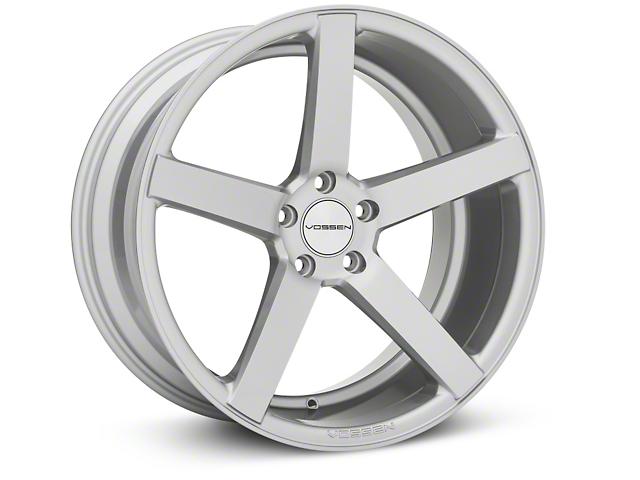 Vossen CV3-R Metallic Silver Wheel Wheel - 20x10.5 (05-14 All)