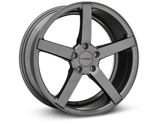 Vossen CV3-R Graphite Wheel - 19x8.5 (05-14 Standard GT, V6)