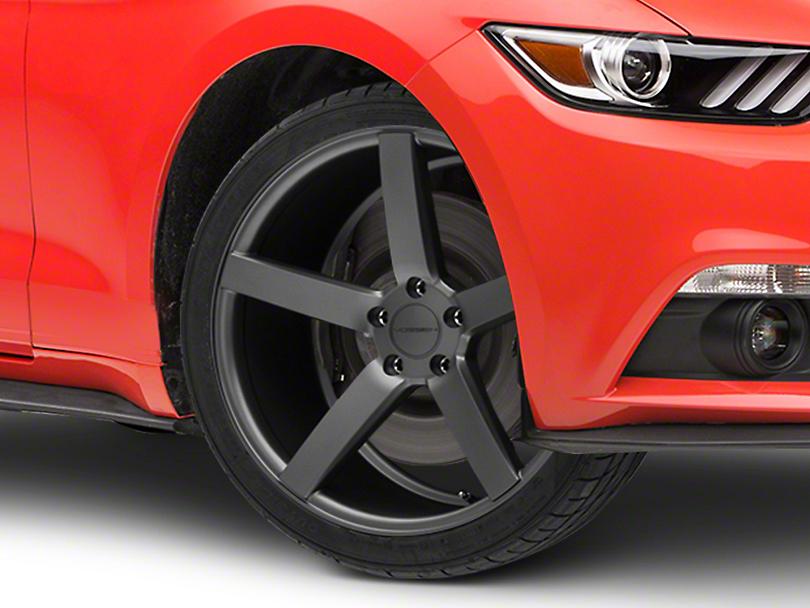 Vossen CV3-R Graphite Wheel - 20x9 (15-19 GT, EcoBoost, V6)