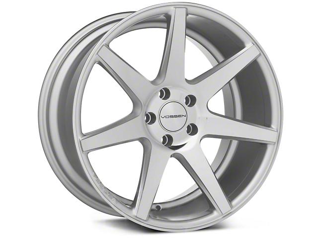 Vossen CV7 Silver Polished Wheel - 19x10 (15-17 All)