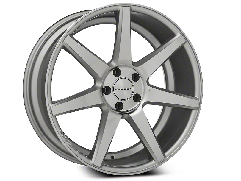 Vossen CV7 Silver Polished Wheel - 20x9 (15-17 All)
