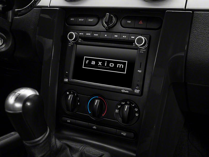 Raxiom OE-Style GPS Navigation w/ Bluetooth & Back-Up Camera (05-09 All)