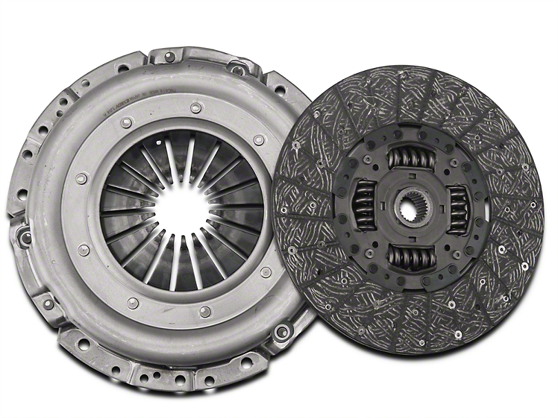 Exedy Mach 350 Stage 1 Clutch - Upgraded 26 Spline (Late 01-04 GT; 99-04 Cobra; 03-04 Mach 1)