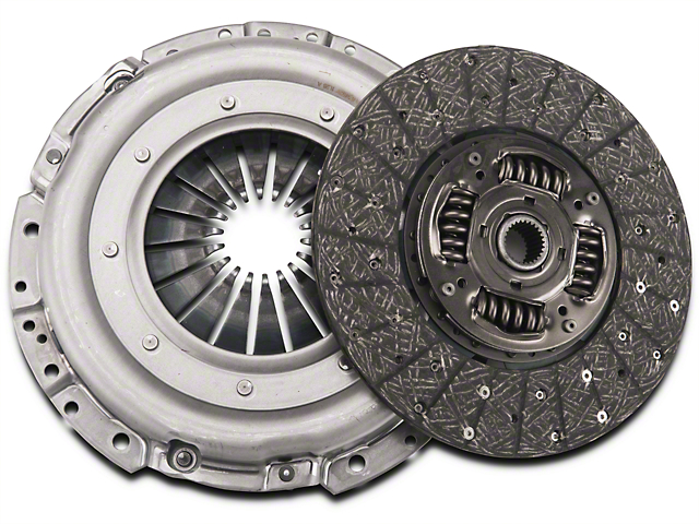 Exedy Mach 350 Stage 1 Organic Clutch Kit; 26 Spline (05-10 GT)
