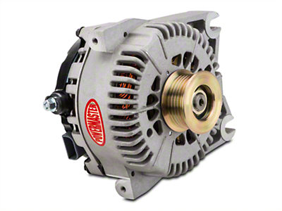 Powermaster Alternator - 200 Amp (96-01 Cobra, Bullitt; 03-04 Mach 1)