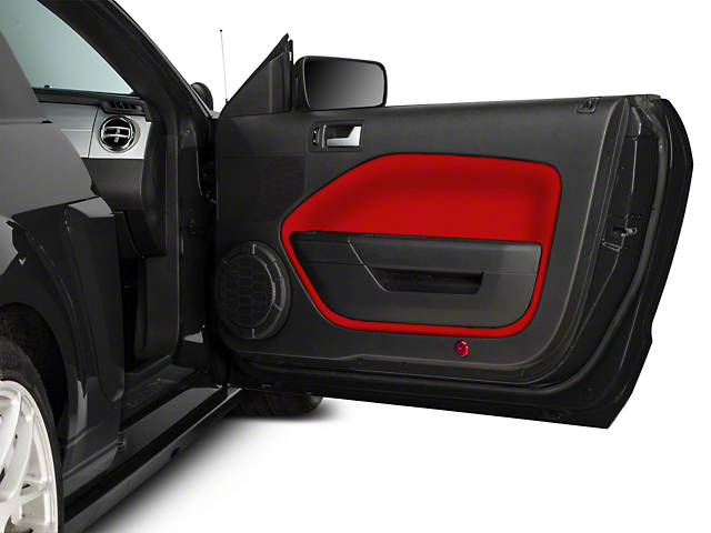 2006 ford mustang interior door panel for 05 mustang door panels