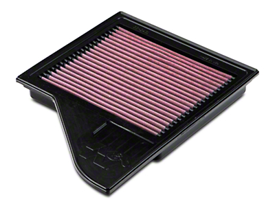 Ford Performance K&N Drop-In Replacement Air Filter (10-14 GT; 12-13 BOSS 302; 11-14 V6)