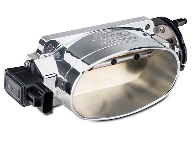 Ford Performance Super Cobra Jet Oval Throttle Body; Mechanical (07-14 GT500)