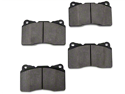 StopTech Street Performance Low-Dust Composite Brake Pads - Front Pair (07-12 GT500; 12-13 Boss 302; 11-14 GT Brembo)