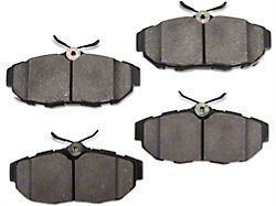 StopTech Sport Ultra-Premium Composite Brake Pads - Rear Pair (11-14 All)