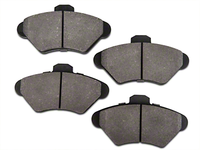 StopTech Street Performance Low-Dust Composite Brake Pads - Front Pair (94-98 GT, V6)