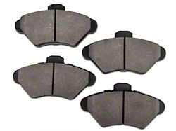 StopTech Sport Ultra-Premium Composite Brake Pads - Front Pair (94-98 GT, V6)