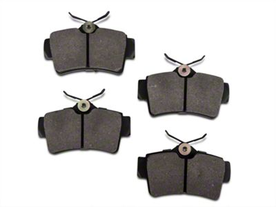 StopTech Street Performance Low-Dust Composite Brake Pads - Rear Pair (94-04 GT, V6)